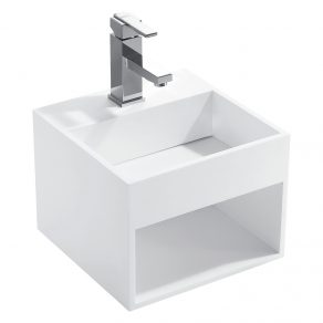SOLID SURFACE BASIN 330 x 330 MM
