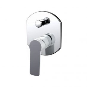 IN WALL MIXER W/DIVERTER
