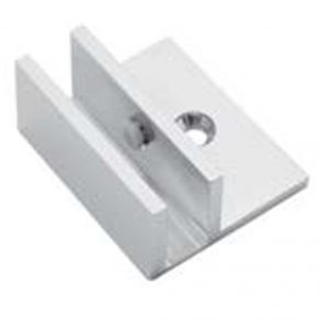 Square 10mm with Horizontal Leg
