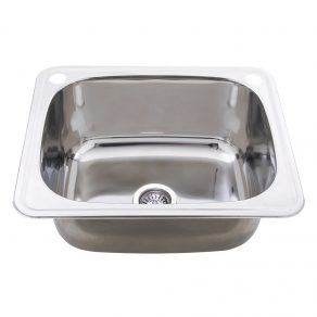 DROP IN LAUNDRY TROUGH 630mm