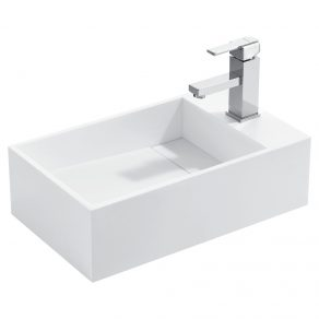 SOLID SURFACE BASIN 500 x 300 x150MM