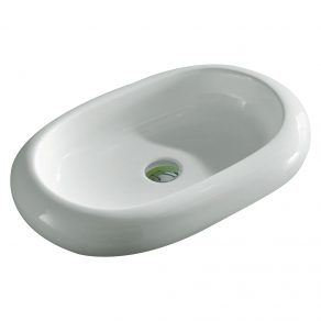 COUNTER TOP BASIN 630 x 430 MM