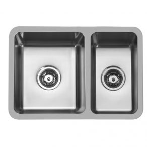 1.5 BOWL REVERSIBLE SINK 580mm