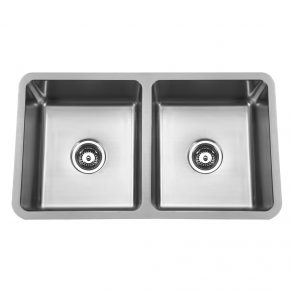 DOUBLE BOWL SINK 780mm