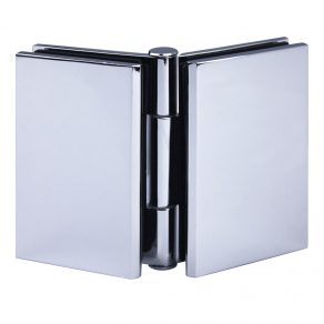 Premier Bifold Hinge, Square Edge 8-10mm