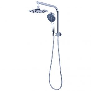 SHORT ARM DUAL SHOWER SET