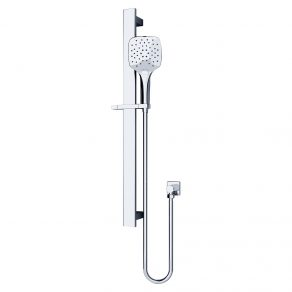 SLIDING RAIL & SQUARE HAND SHOWER