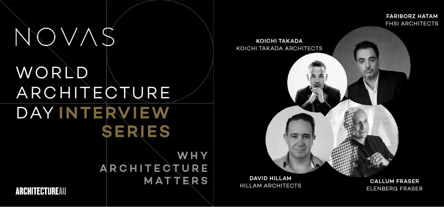 World Architecture Day Interview Series: Why Architecture Matters