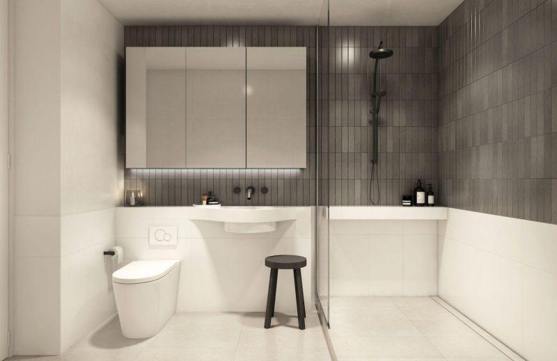 Premier Tower Bathroom