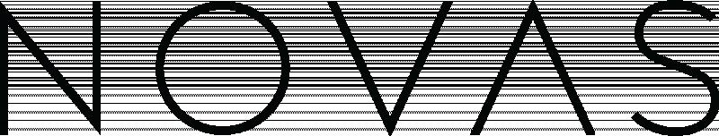 Novas Logo Black Rgb